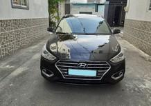 Cần bán xe Hyundai Accent 2019 đk 2020 số tự động, màu đen