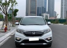 Bán xe Honda CRV 2015, bản 2.0, màu trắng còn mới ken