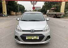 Bán ô tô Hyundai i10 1.2MT 2016, màu bạc, 285 triệu
