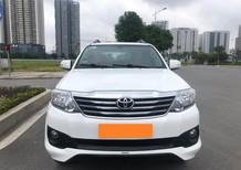 Bán Toyota Fortuner Sportivo 2016, số tự động, máy xăng, màu trắng