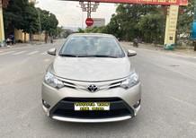 Cần bán lại xe Toyota Vios 1.5E 2018, màu vàng, giá 425tr
