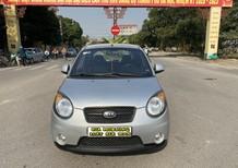 Cần bán lại xe Kia Morning slx 1.0AT 2009, màu bạc, nhập khẩu nguyên chiếc, giá tốt