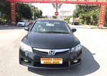Cần bán xe Honda Civic 1.8AT 2011, màu đen