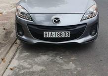 Bán xe Mazda 3S số tự động, sx 2014 màu bạc