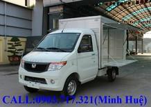 Công ty Phú Mẫn bán xe tải Kenbo 900kg thùng kín cánh dơi