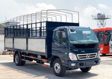 Giá xe tải Ollin 7 tấn Thaco Ollin120 thùng bạt dài 6.15m trả góp 75%