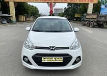 Cần bán lại xe Hyundai i10 1.2MT 2016, màu trắng, nhập khẩu nguyên chiếc