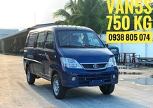 Xe tải van Thaco Towner VAN5S - động cơ Suzuki - tải trọng 750 kg- 5 chỗ - mới nhất