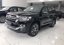 Giao ngay Toyota Landcruiser 4.5V8 2021 máy dầu bản Excitivelounge, bản Châu Âu full đồ