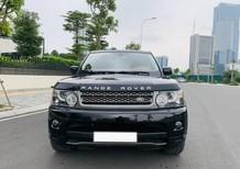 Bán LandRover Range Rover Sport HSE 2010, màu đen, nhập khẩu