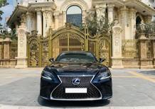 Cần bán Lexus LS 500h 2017, màu xanh lam, nhập khẩu