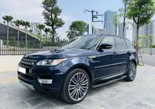 Cần bán xe LandRover Range Rover Sport HSE 2015, màu xanh lam, nhập khẩu chính hãng