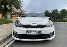 Bán xe Kia Rio nhập Hàn, biển số 888 xe màu trắng