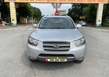 Cần bán xe Hyundai Santa Fe 2.0L 2009, màu bạc, xe nhập