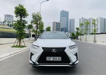 Cần bán gấp Lexus RX 350 F Sport 2019, màu trắng, nhập khẩu chính hãng