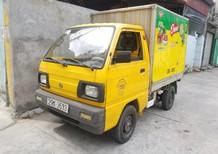 Suzuki 5 tạ cũ thùng kín 2005, màu vàng, Hải Phòng