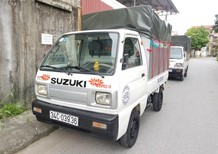 Suzuki 5 tạ cũ thùng bạt 2007, màu trắng, Hải Phòng