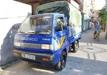 Daewoo 5 tạ cũ thùng bạt 2005, màu xanh, Hải Phòng