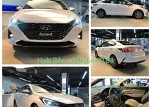 Accent 2021, màu trắng chỉ 396tr đồng, giảm ngay 30tr, không nhận xe hoàn lại 100% tiển cọc cho KH