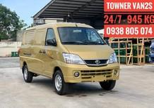 Xe tải Van Thaco Towner Van2s - động cơ Suzuki - tải trọng 945 kg 2 chỗ - mới nhất