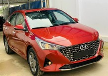 Cần bán xe Hyundai Accent AT sản xuất 2021, giá tốt, tặng full phụ kiện