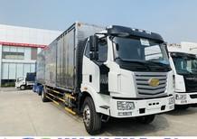 Bán xe tải Faw 8 tấn thùng kín 9m7 ( 60 khối ) giao ngay