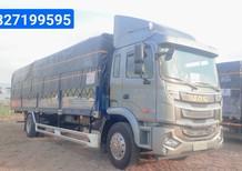 Xe tải Jac 9.15 tấn thùng 8m3, nhập khẩu chính hãng