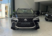 Bán Lexus LX570 MBS 4 chỗ đẳng cấp doanh nhân, màu đen nội thất kem, sản xuất 2021, xe có tại salon giao ngay