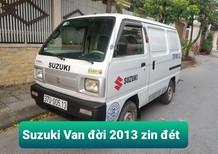Bán xe 5 tạ cũ Suzuki Blind Van đời 2013 tại Hải Phòng
