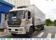 Bán xe tải Dongfeng 8 tấn thùng kín dài 9m7 giao ngay