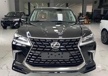 Bán Lexus LX570 MBS 4 chỗ màu đen, sản xuất 2016 lăn bánh cực ít mới 99,9%