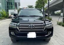 Bán Toyota Land Cruiser 4.6 màu đen, sản xuất 2016, xe cực đẹp.
