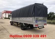 Xe Tera 345 tải 3.4 tấn, máu Isuzu, thùng dài 6m2 chuyên gia vận chuyển hàng quá khổ