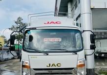 Bán xe tải JAC N800 8 tấn 35  sơn bền màu 2021 300 triệu nhận xe