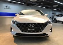 Hyundai Accent 2021, giảm ngay 30tr tiền mặt khi mua xe. Không lấy xe hoàn lại 100% tiền cọc