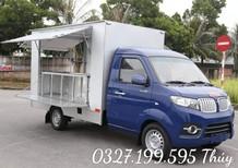 Bán xe tải Dongben T30 đời 2021 - thùng kín cánh dơi