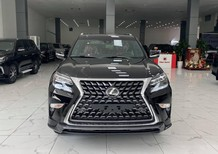 Bán Lexus GX 460 Super Sport sản xuất 2021, mới 100%, màu đen, xe có sẵn giao ngay