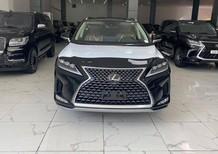Bán Lexus RX350 Nhập Mỹ, màu đen, nội thất nâu da bò, sản xuất 2021, xe giao ngay
