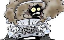 Những vật tài xế nên mang theo trong tháng cô hồn để lái ô tô an toàn
