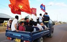 TP.HCM: Sẽ xử phạt xe bán tải và xe ba gác chở người trên thùng xe khi chung kết AFF 2018 diễn ra
