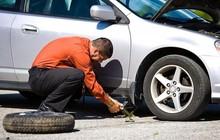 Kinh nghiệm thay lốp ô tô dự phòng khi gặp sự cố trên đường