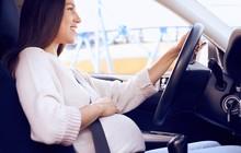 Bí kíp lái xe ô tô an toàn dành cho mẹ bầu
