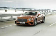 Bentley Continental  GT V8 - Xe sang nay lại mạnh hơn với công suất 542 mã lực