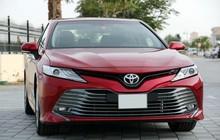 Chưa ra mắt, Toyota Camry 2019 đã lộ những trang bị mới tại Việt Nam