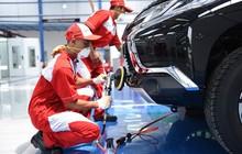 Nissan Livina được lắp ráp tại nơi sản xuất Mitsubishi Xpander