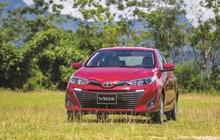 Tháng 5/2019: Toyota Vios giảm giá đến 50 triệu đồng tại đại lý