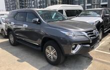 Toyota Fortuner sẽ được lắp ráp tại Việt Nam từ tháng 6