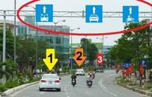 Vi phạm lỗi ô tô đi sai làn đường, lái xe bị phạt bao nhiêu?