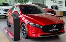 Mazda 3 ra mắt bản đặc biệt kỷ niệm 100 năm thành lập thương hiệu