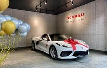 Trải nghiệm Chevrolet Corvette C8 Stingray đầu tiên tại Việt Nam cùng đại gia Cần Thơ